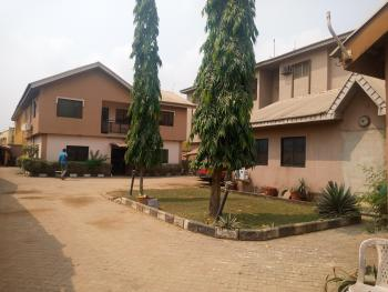 Sharp 4 Bedroom Duplex with Set Back & a Mini Flat, Off Century, Ago Palace, Isolo, Lagos, Detached Duplex for Sale