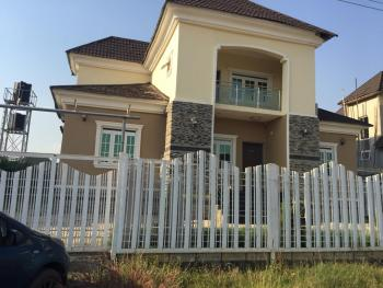 New and Fully Furnished 5 Bedroom Duplex with Generator Available, Phase 3, River Park Estate Along Airport Road, Lugbe District, Abuja, Detached Duplex for Sale