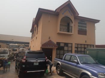 Spacious Detached House with Bq (upstirs), Ijesha Bus Stop, Along Oshodi Apapa Expressway, Ijesha, Lagos, Detached Duplex for Sale