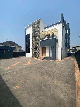 5 Bedroom with Swimming Pool, Cinema and Buffet Garden, Pinnock Beach Estate, Osapa, Lekki, Lagos, Detached Duplex for Sale