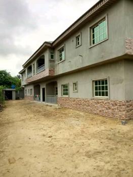 New Block of 4 Unit of 3bedroom with Mini Flat Bq, Abijo, Lekki, Lagos, Block of Flats for Sale