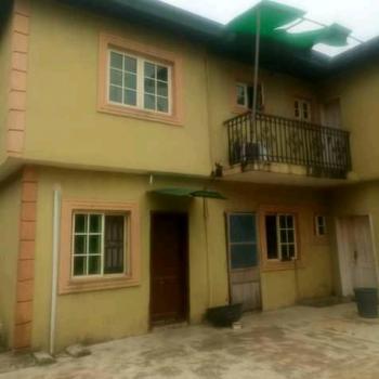 Nice 7bedroom with Three Sitting Room and 2bq on 830sqm, William Estate, Akowonjo, Alimosho, Lagos, Detached Duplex for Sale