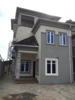 Tastefully Built 5 Bedroom Detached Duplex with 3 Sitting Room, Shadia Estate, Soluyi, Gbagada, Lagos, Detached Duplex for Sale