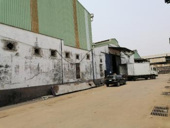 Warehouse Capacity of 26,000 Sqft, Isolo Industrial Area, Isolo, Lagos, Warehouse for Rent