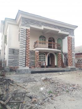 Luxury 6 Bedroom Duplex with Bq and Federal Light, Alcon, Woji, Port Harcourt, Rivers, Detached Duplex for Sale