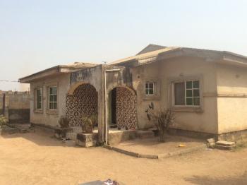 Completed 3 Bedroom and 2 Nos of Uncompleted Mini Flat, Excober Bus Stop By Alhaji Mustapha Street Via Ikorodu, Ogijo, Ogun, Detached Bungalow for Sale