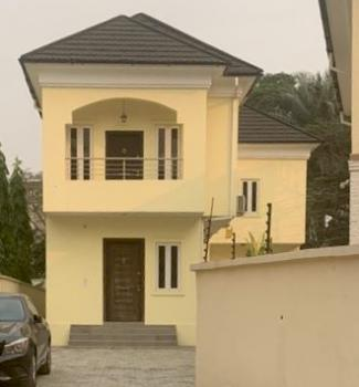 4 Bedroom Detached House with 2 Rooms Bq, Old Ikoyi, Ikoyi, Lagos, Detached Duplex for Sale