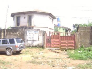 a Detached House of 2 Nos 2 Bedroom with a Duplex of 2 & 3 Bedroom, Augustos Avenue, Oko-oba, Agege, Lagos, Detached Duplex for Sale