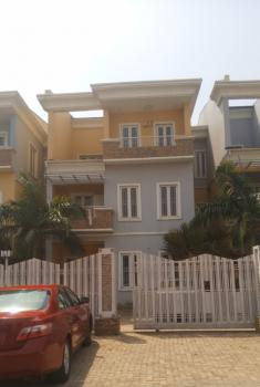 4 Bedroom Duplex (triplex), 2 Palours, 1 Bq + 1 Bedroom Guest Chalet, Utako, Abuja, Terraced Duplex for Sale