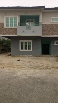 4 Bedroom Semi Detached Duplex, Paradise Estate Chevron, Igbo Efon, Lekki, Lagos, Semi-detached Duplex for Sale