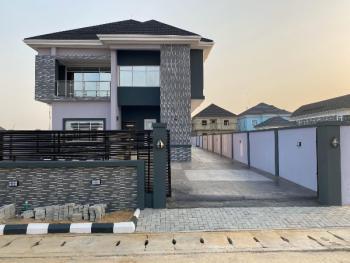 5 Bedroom Fully Detached Duplex with 2 Rooms Bq, Mayfair Garden, Awoyaya, Ibeju Lekki, Lagos, Detached Duplex for Sale