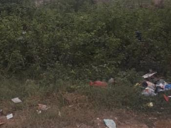 Land Measuring 1,200sqm with a Bungalow, Asokoro District, Abuja, Residential Land for Sale