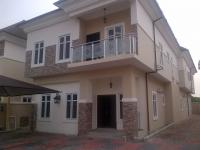 5 Bedroom Detached Duplex(all En-suite) With Jacuzzi, Fitted Kitchen, Laundry Room, Box Room, Family Lounge, Ante Room, Water Treatment Plant And 2 Room Boys Quarters, Lekki Phase 1, Lekki, Lagos, 5 Bedroom, 6 Toilets, 5 Baths House For Sale