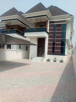Top Notch 4 Bedroom Detached Duplex with Bq, Ajah, Lagos, Detached Duplex for Sale