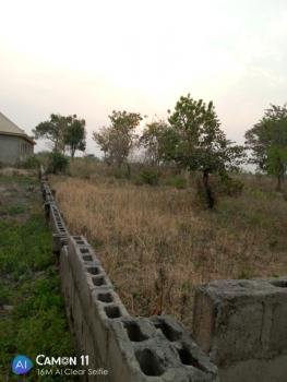 Double Plot of Land 100 By 200 with a Low Fence, Adeke Welfare Quarters, Makurdi, Benue, Mixed-use Land for Sale
