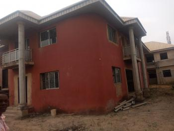 6 Bedroom Duplex with 4 Units of 2 Bedroom Flat, Okota, Ago Palace, Isolo, Lagos, Detached Duplex for Sale