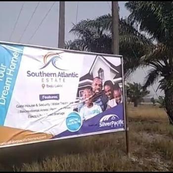 600 Square Meters of Land, Ise/igbogun, Ibeju Lekki, Lagos, Mixed-use Land for Sale