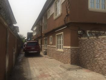 4 Bedroom Duplex, 2 Nos 3 Bedroom Flat and 2 Bedroom Flat Bq, Alhaji Agbabiaka Street, Off Ago Palace Way, Ago Palace, Isolo, Lagos, Block of Flats for Sale