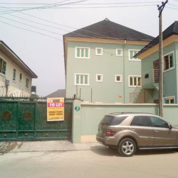 Deluxe 2 Bedroom Flat with All Rooms En-suite, Egbejule Street, Rumuomoi, Port Harcourt, Rivers, Flat for Rent