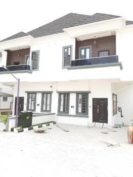 Serviced 4 Bedroom Ensuite Semi-detached, Ikota Villa Estate By Mega Chicken Before Vgc, Lekki, Lagos, Semi-detached Duplex for Sale