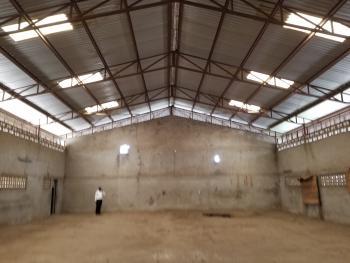 Factory with 2 Standard Warehouses, Obadeyi/ajala Bus-stop, Lagos-abeokuta Road, Ijaiye/ojokoro, Ijaiye, Lagos, Factory for Sale