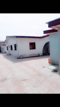 Double 3 Bedroom Flats with Large Compound, Off Agbe Road, Abule Egba, Agege, Lagos, House for Sale