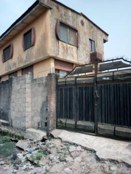 Solidly Built Block of Flats, Olorunshola Street, Shasha-egbeda, Shasha, Alimosho, Lagos, Block of Flats for Sale