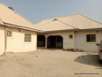 2 Bedrooms with Very Large Palour, Landmark Is Golden Gate, Pipeline, Kubwa, Abuja, Flat for Rent