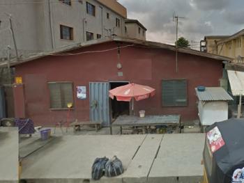 a Tenement Bungalow on a Plot of Land, Shomolu, Lagos, Detached Bungalow for Sale