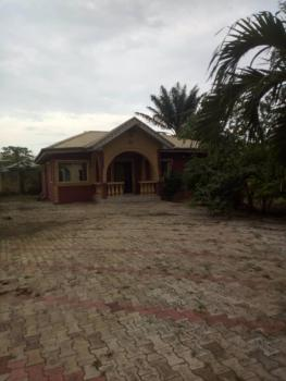 3 Bedroim Bungalow, Ofada Mowe, Ojodu, Lagos, Detached Bungalow for Sale