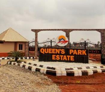 Queens Park Estate (with C of O), By Shagamu Interchange, Mowe Ofada, Ogun, Residential Land for Sale