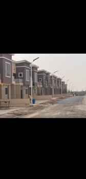Luxury Four Bedroom Townhouse, Modern Shelter Estate, Lifecamp, Kafe, Abuja, Terraced Duplex for Sale