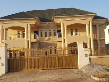 a New and Well Finished  5bedroom Semi Detached House, Diplomatic Zone, Katampe Extension, Katampe, Abuja, Semi-detached Duplex for Rent