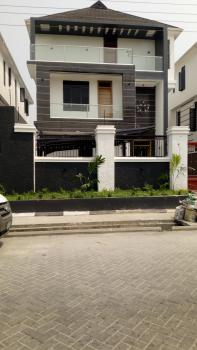 Newly Built 7 Bedroom Detached House with 2 Rooms Bq, Off Adebayo Doherty Road, Lekki Phase 1, Lekki, Lagos, Detached Duplex for Sale