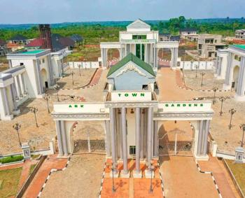 Land, Town Park and Gardens Phase 1 Extension, Emuren After Caleb University, Imota, Ikorodu, Lagos, Residential Land for Sale
