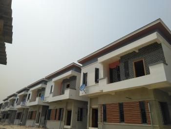 Brand New Service 4 Bedrooms Semi Detached Duplex, Edens Court Estate in Bara Estate, Off Chevron Drive, Lekki, Lagos, Semi-detached Duplex for Sale