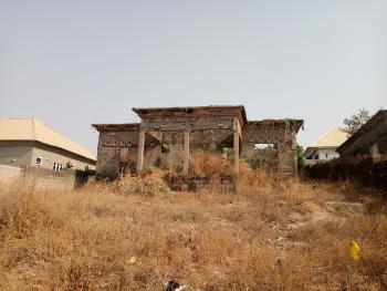 Standard 3 Bedroom Bungalow Carcass, Basic Estate, Lokogoma District, Abuja, Detached Bungalow for Sale
