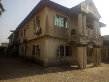 Block of 4 Flats 3 Bedroom, U Turn, Abule Egba, Agege, Lagos, Block of Flats for Sale