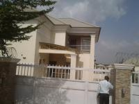 Exotic 4 Bedroom Detached Duplex, , Galadimawa, Abuja, 4 Bedroom, 5 Toilets, 4 Baths House For Sale