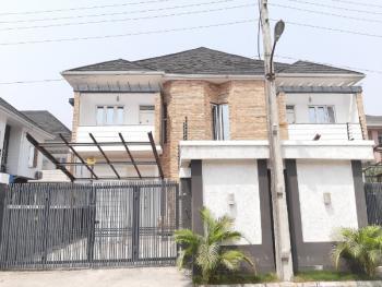 Lovely 4 Bedroom Semi Detached House, Chevyview Estate, Lekki Phase 2, Lekki, Lagos, Semi-detached Duplex for Sale
