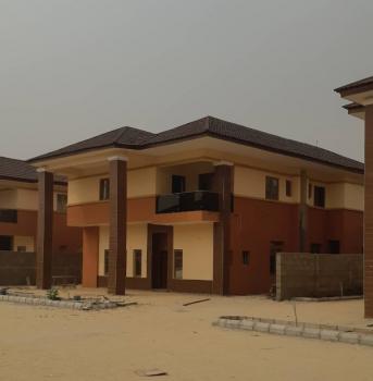 4 Bedroom Luxury Semi-detached House in a Mini Serviced Estate, Beside Nike Art Gallery, Lekki Phase 1, Lekki, Lagos, Semi-detached Duplex for Sale