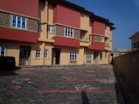 Brand New 3 Bedroom Duplex With Boys Quarters, Ikota Villa Estate, Lekki, Lagos, 3 Bedroom, 4 Toilets, 3 Baths House For Sale