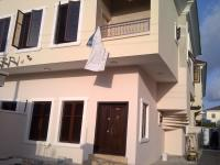 4 Bedroom Semi Detached, Agungi, Lekki, Lagos, 4 Bedroom, 5 Toilets, 4 Baths House For Sale
