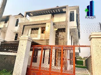 Luxury 5 Bedrooms with 1 Room Bq, Lekki Phase 1, Lekki, Lagos, Detached Duplex for Sale