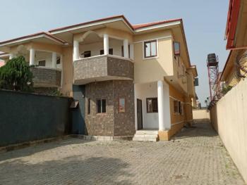 4 Bedroom + Bq Duplex, Admiralty Homes Estate, Off Alpha Beach Road, Before Chevron, Igbo Efon, Lekki, Lagos, Semi-detached Duplex for Sale