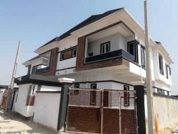 4 Bedroom Semi Detached Duplex with Bq, Off Orchid Road, Lafiaji, Lekki, Lagos, Semi-detached Duplex for Rent