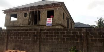 Four Flats of Two Bedroom Ensuites, Mapara Estate in Makogi, Magboro, Ogun, Block of Flats for Sale