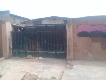12 Rooms Bungalow with Bq on a Plot of Land, Ahmadiya Bus Stop, Abule Egba, Agege, Lagos, Block of Flats for Sale