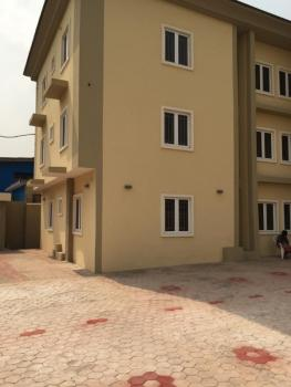 Newly Built and Well Finished 6 Nos Units of 3-bedroom Flats, Off Allen Avenue, By Ikeja Medical Centre Behind Alade Market, Allen, Ikeja, Lagos, Block of Flats for Sale