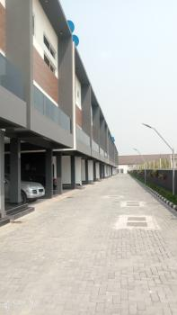 Luxury 4 Bedrooms Terrace Duplex with Excellent Facilities, Ikate Elegushi, Lekki, Lagos, Terraced Duplex for Rent